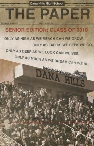 The Paper - Senior Edition 2010