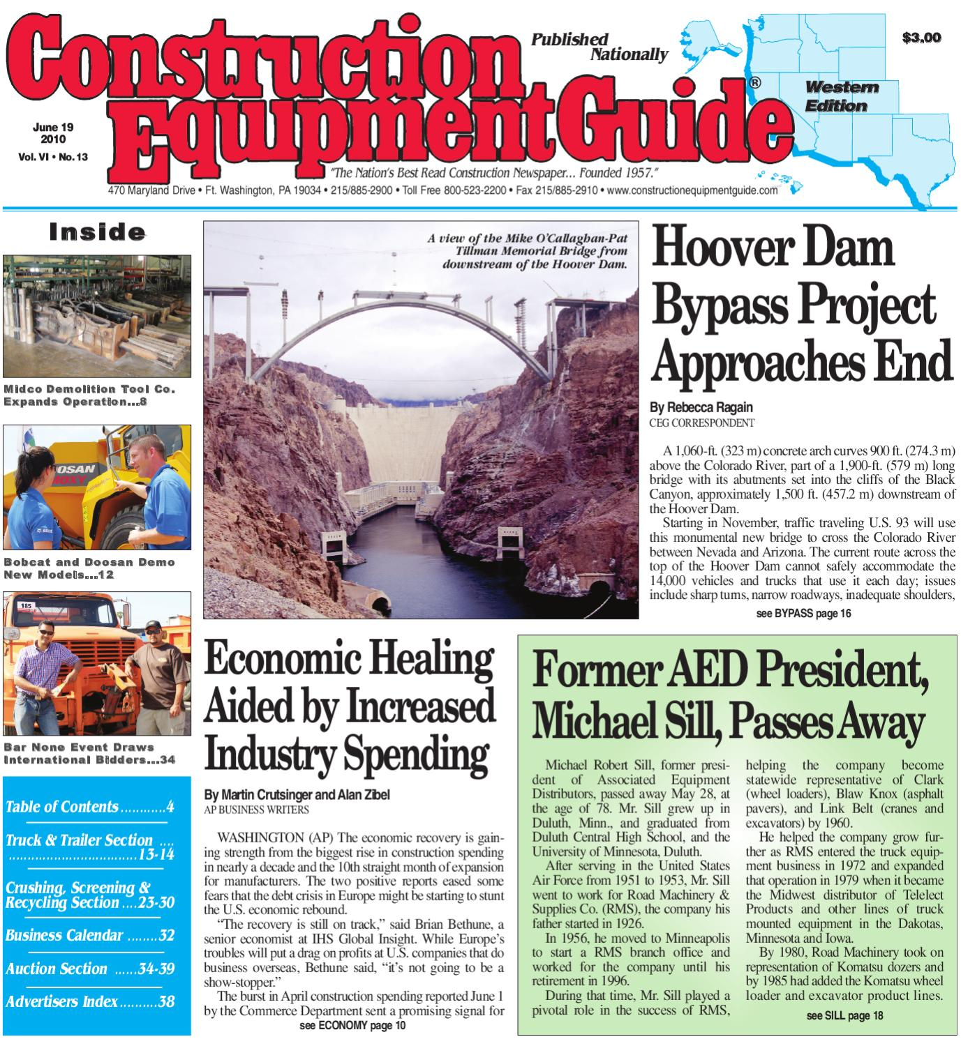 West_13_2010 by Construction Equipment Guide - issuu
