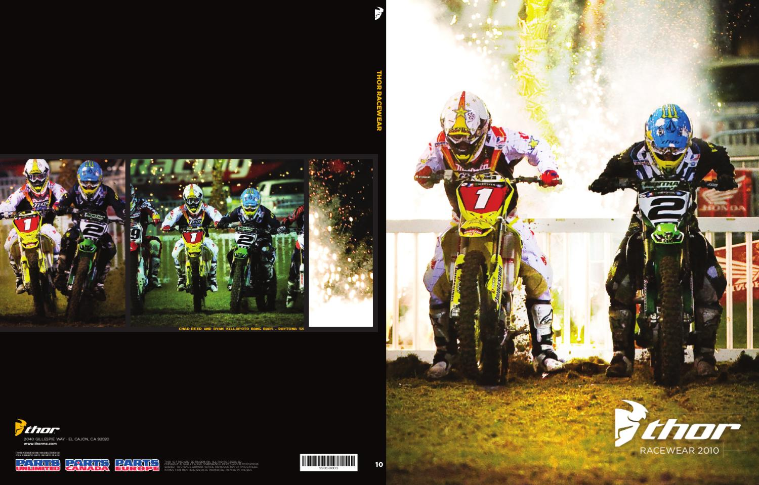 968d27de9 Catalogo THOR en MotoWorld by Pablo Guerrero - issuu