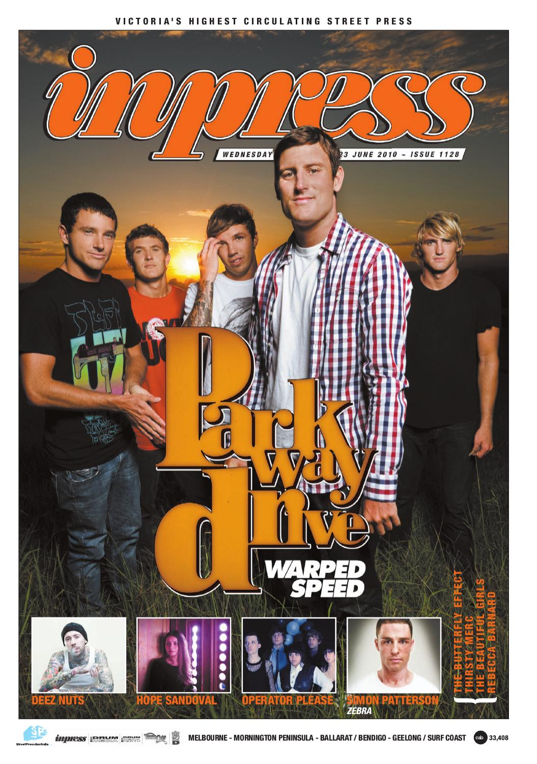 Inpress Issue #1128 by TheMusic com au - issuu