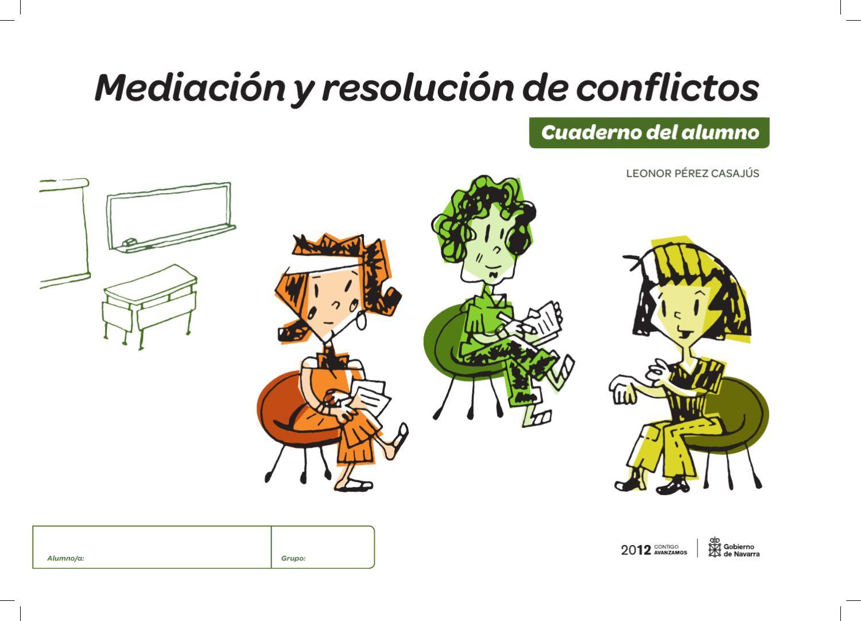 Mediación y resolución de conflictos by Isabel Ibarrola - issuu