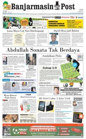 Banjarmasin Post Edisi 24 Juni 2010 f17bce73c5
