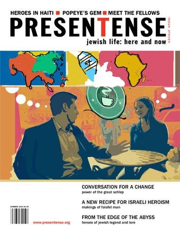 Presentense Issue 11 Jewish Heroes
