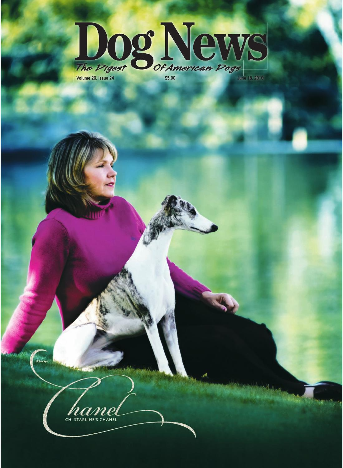 Dog News, June 18, 2010 by Dog News - issuu