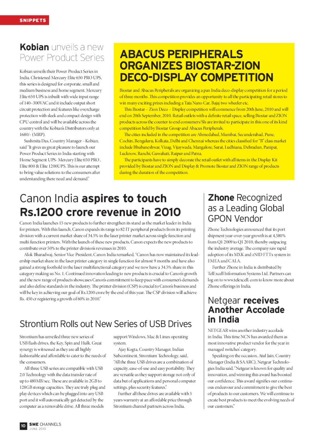 SMEchannels June 10 Issue by SME Channels - issuu
