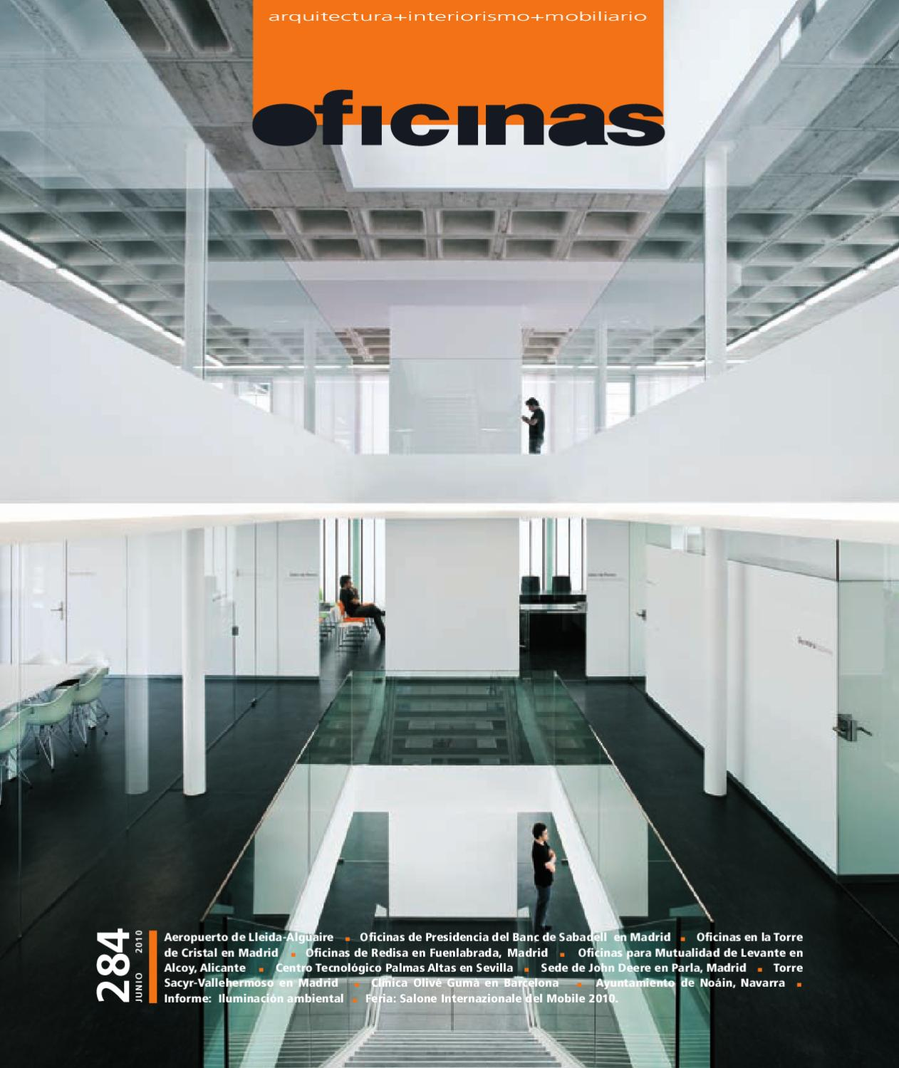 Oficinas 284 by digital newspapers s l issuu for Oficinas de ups en madrid