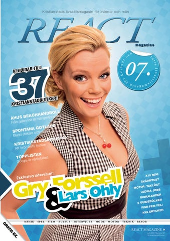 8a823725a2d React Magazine nr 7, 2010 Kristianstad by Valinor Media AB - issuu