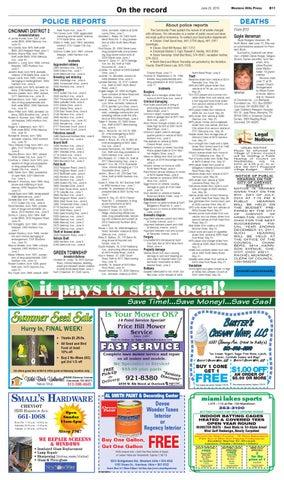 western-hills-press-062310 by Enquirer Media - issuu