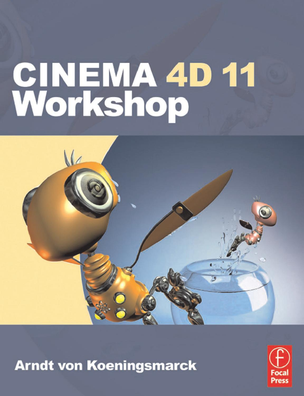 cinema-4d-11-workshop by Sergey Demchishin - issuu