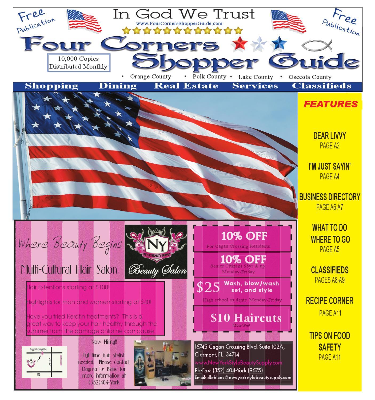 Four Corners Shopper Guide By Kristina Moutrey Issuu