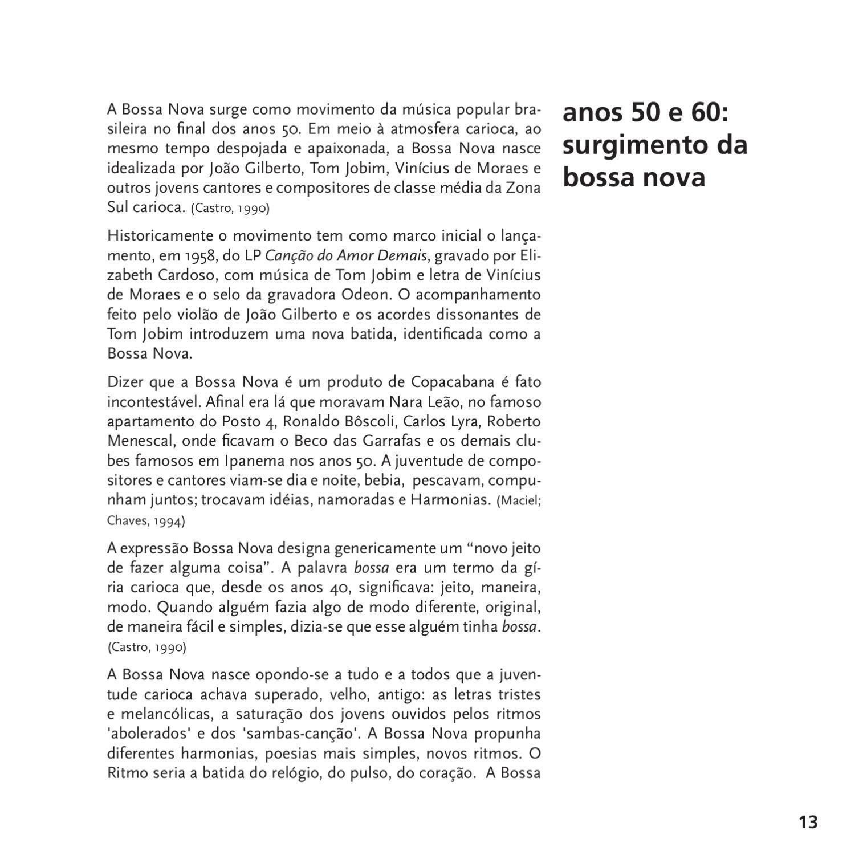 Favoritos Capas de discos no Brasil - Anos 60: Bossa Nova e Tropicalismo by  NT25