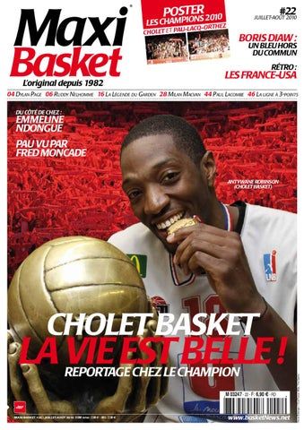 best service 9baad d0cf5 Maxi-Basket  22 by MaxiBasketNews® Tomar Presse - issuu