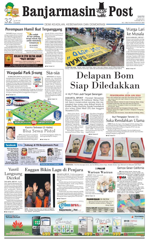 Banjarmasin Post - Edisi Sabtu 9e07204919