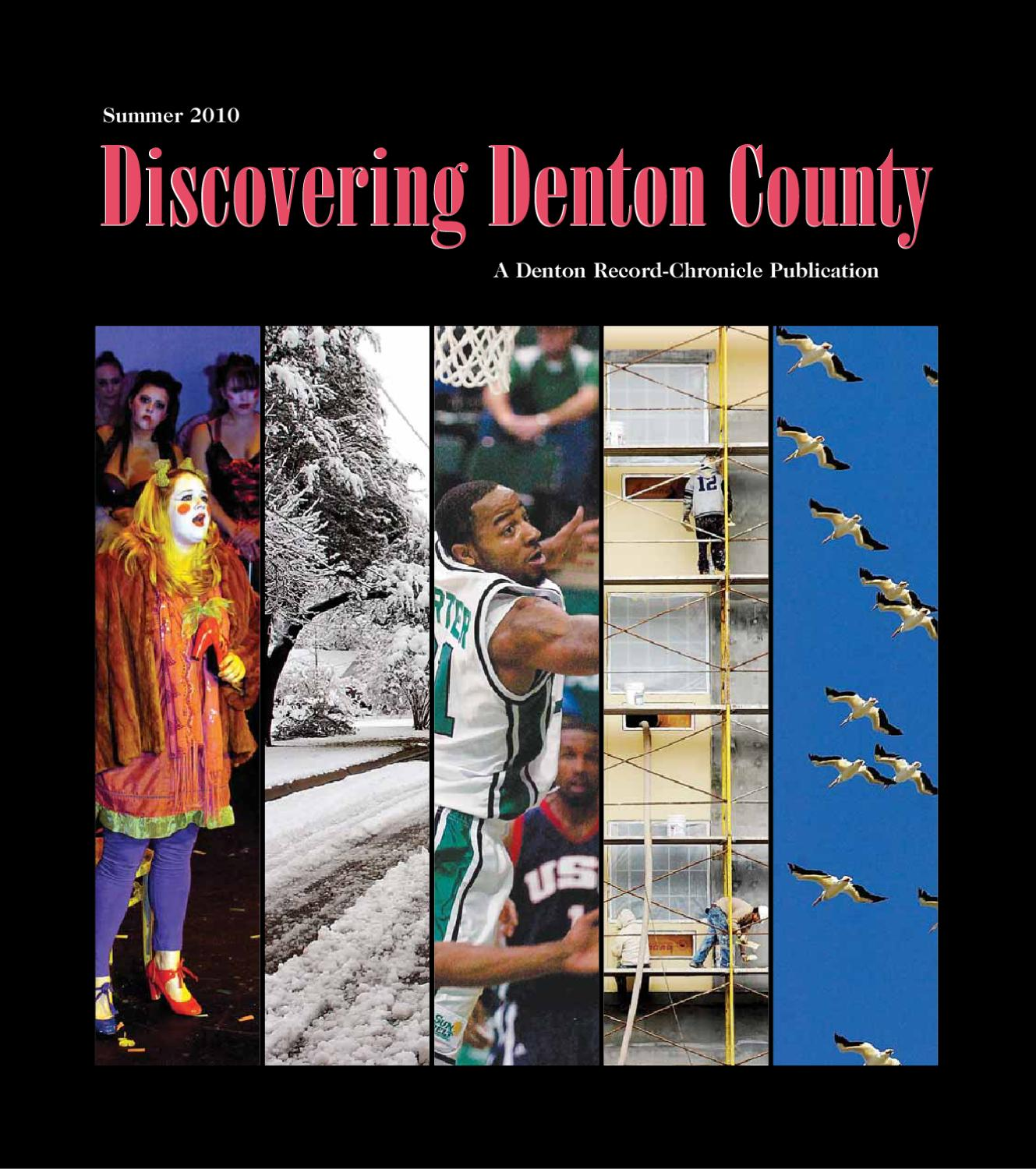 Discovering Denton County 2010 by Larry McBride issuu