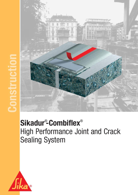 Sikadur Combiflex 174 By Rimon Haliem Issuu