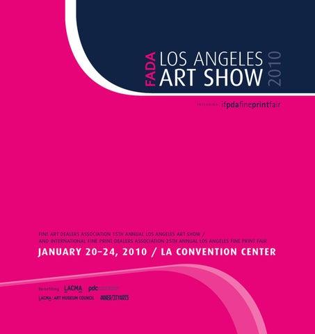 eab4ef1520 Los Angeles Art Show 2010 by LA Art Show - issuu