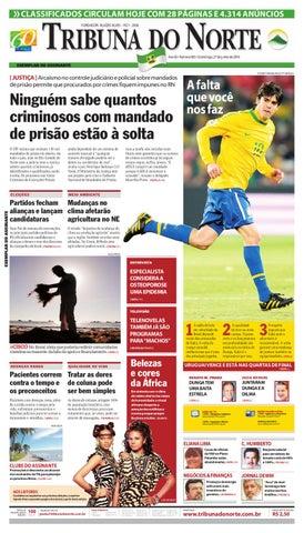 Tribuna do Norte - 27 06 2010 by Empresa Jornalística Tribuna do ... 51578ad206013