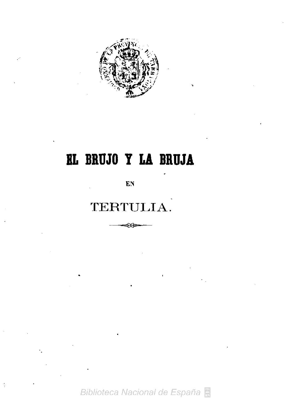 Ochentonas Follando el brujo y la la bruja en tertuliapausus design - issuu
