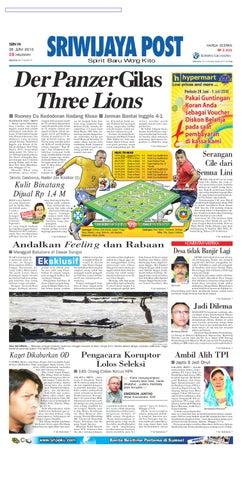 Sriwijaya Post Edisi Senin 28 Juni 2010 a49ed3ec70