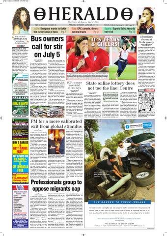 28 JUNE HERALD PUBLICATIONS PVT LTD by Herald Publications - issuu 239cd8599238