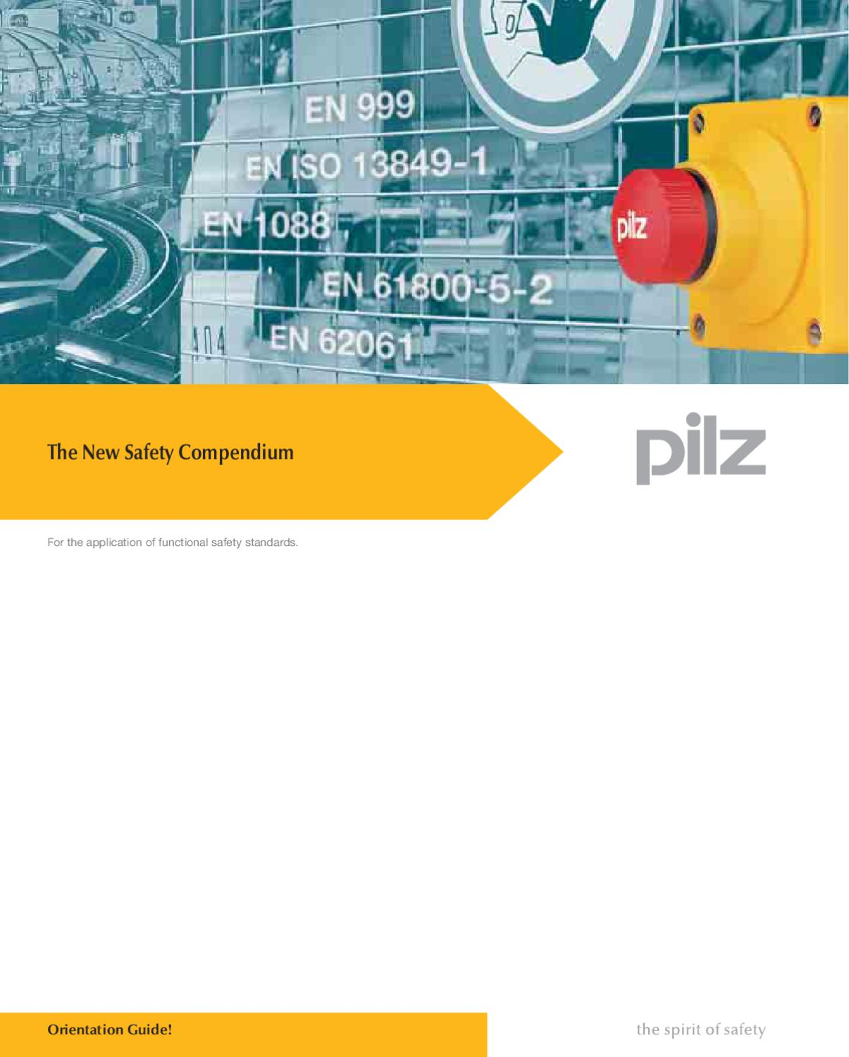 The New Safety Compendium By Stacy Armstrong Issuu Pilz Relay Wiring Diagram