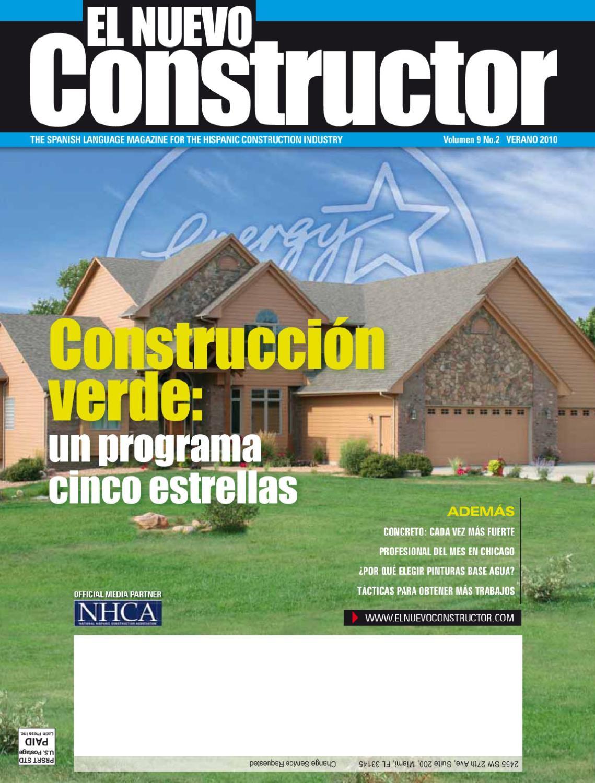 EL NUEVO CONSTRUCTOR 9-2 by Latin Press, Inc. - issuu