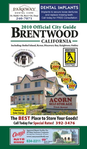 f0bd98fc57 Brentwood Official City Guide   Business Directory 2010-2011 by ...