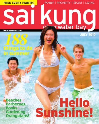8db42d1978 Sai Kung Magazine July 2010 by Hong Kong Living Ltd - issuu