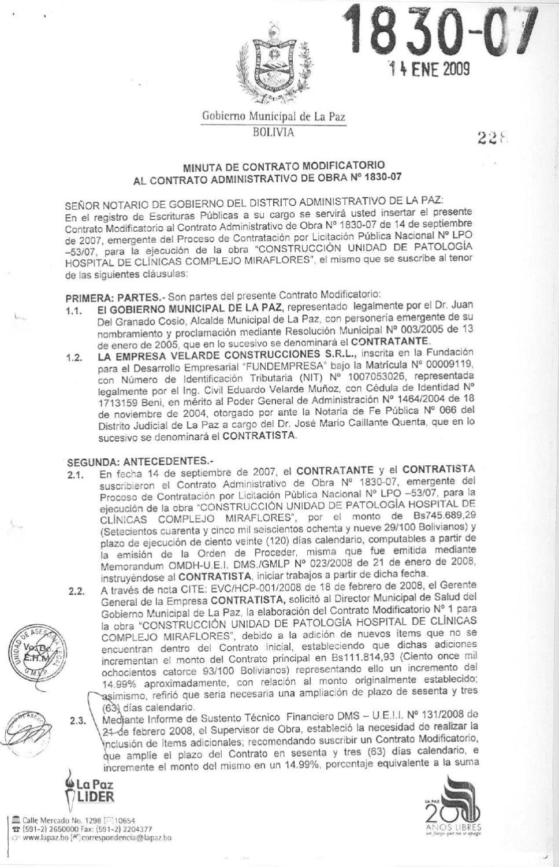AN_OM_2009_0276 by Gobierno Municipal de La Paz - issuu