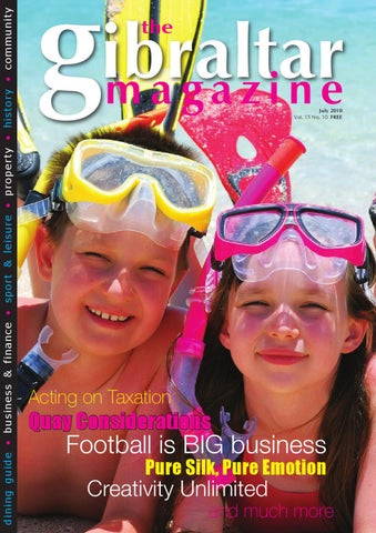 8bea6cc81d1 The GibraltarMagazine - July 2010 by Rock Publishing Ltd - issuu