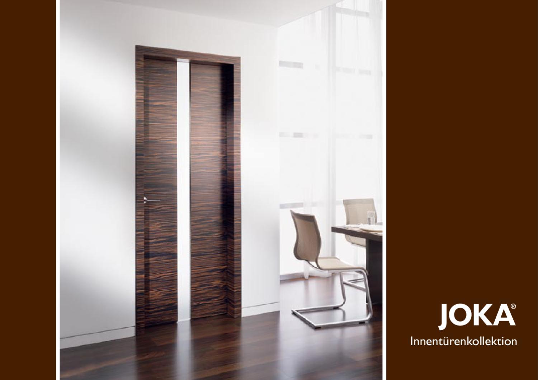 Jordan JOKA Türenkollektion Katalog by W. & L. Jordan GmbH - issuu