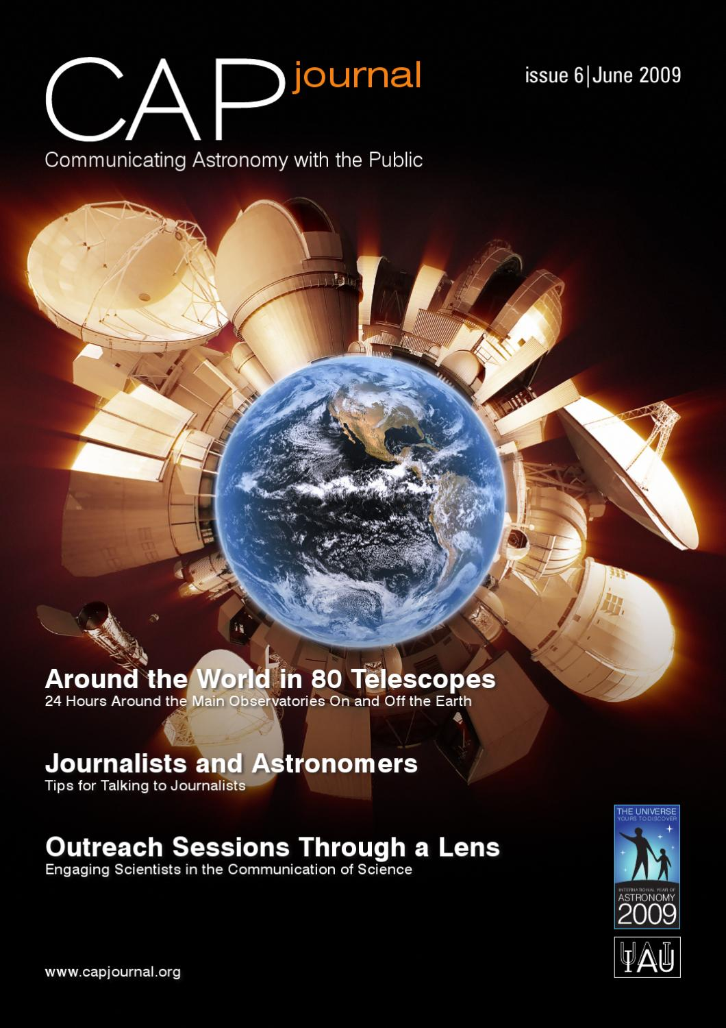 Issue 6 - June 2009 by European Southern Observatory - issuu
