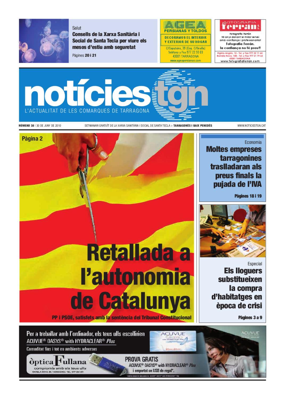 notíciesTGN núm. 38 by Notícies TGN - issuu 2d35ba0c8e3