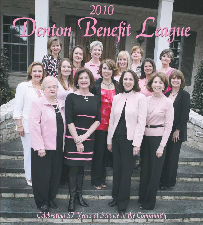 6079277287b Denton Benefit League 2010 by Larry McBride - issuu