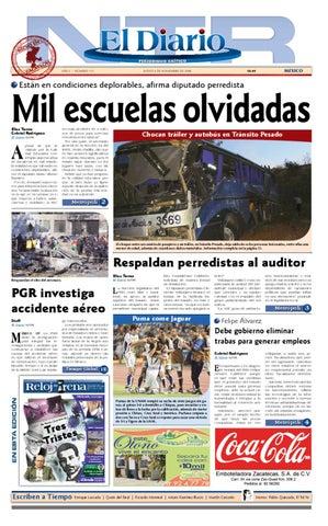 e80454bf99b5 El Diario NTR by NTR Medios de Comunicación - issuu