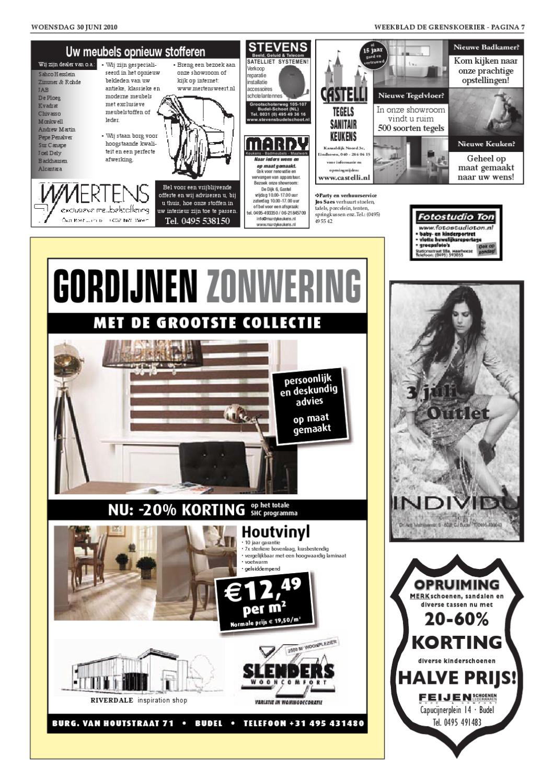 Grenskoerier week 26 2010 by De Grenskoerier - issuu