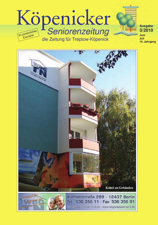 k penicker seniorenzeitung 03 2010 by elro verlag gmbh issuu. Black Bedroom Furniture Sets. Home Design Ideas