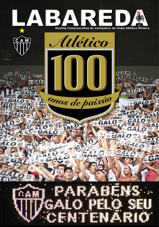 Labareda 100 Anos Galo by Gilson de Souza - issuu c00601f1efedc