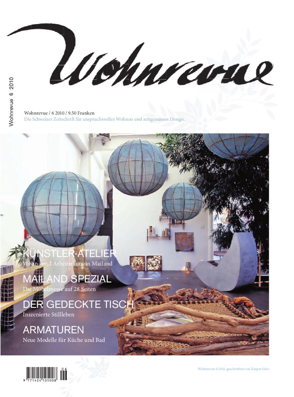 Wohnrevue 06 2010 Neu By Boll Verlag   Issuu