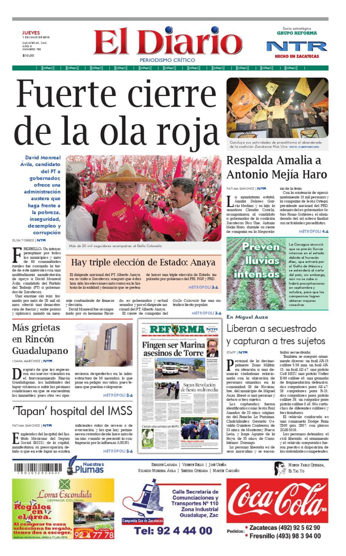 0ed884fecf El Diario NTR by NTR Medios de Comunicación - issuu