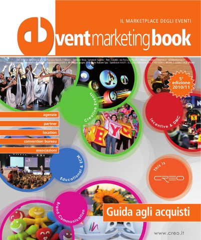 Event Marketing Book 2010 by ADC Group - issuu 60c17880d14
