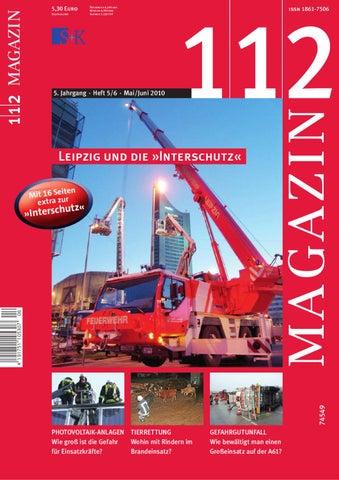 112 Magazin 05/06 by Verlag Stumpf & Kossendey - issuu