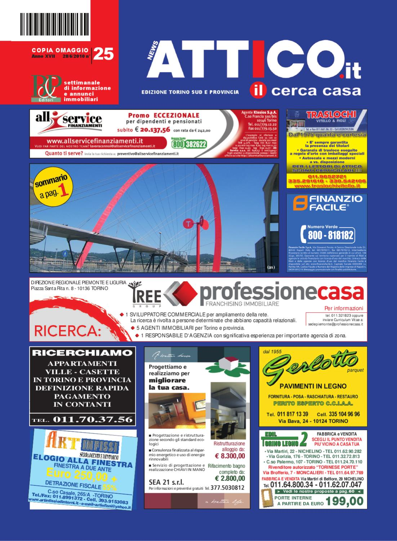 Attico Torino Sud 25 by B&P Editori - issuu