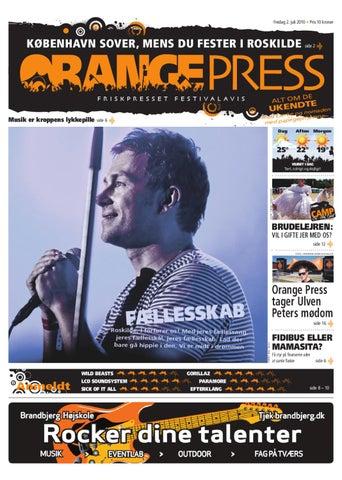 a18ac4466e3 Orange Press 02.07.2010 by Roskilde Festival - issuu