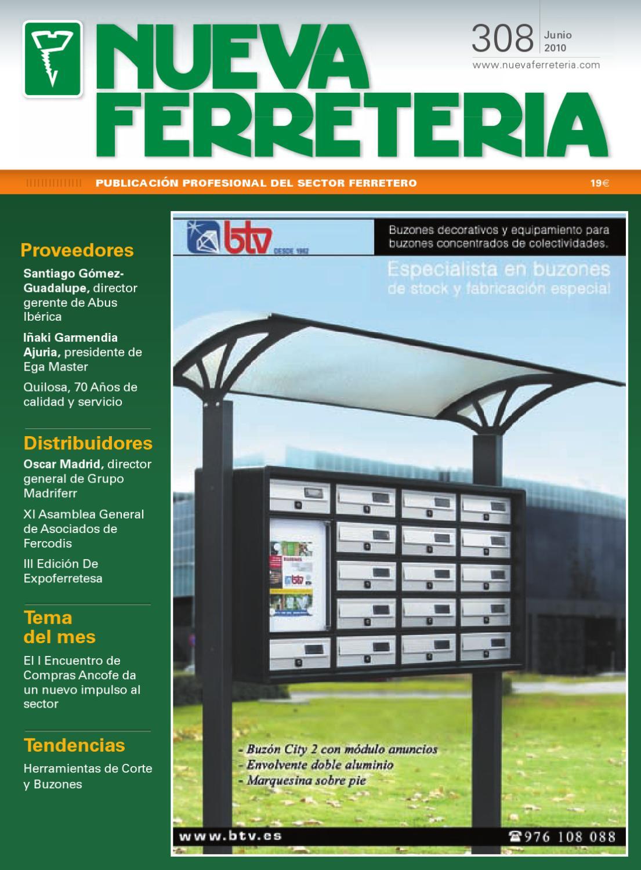 Nueva Ferreteria - 308 by Digital Newspapers S.L. - issuu