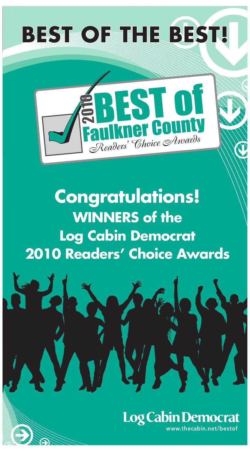 Best of the Best, 2010 by Log Cabin Democrat - issuu