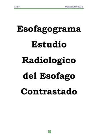 Monografia Esofagograma by elias Aguilar Arevalo - issuu