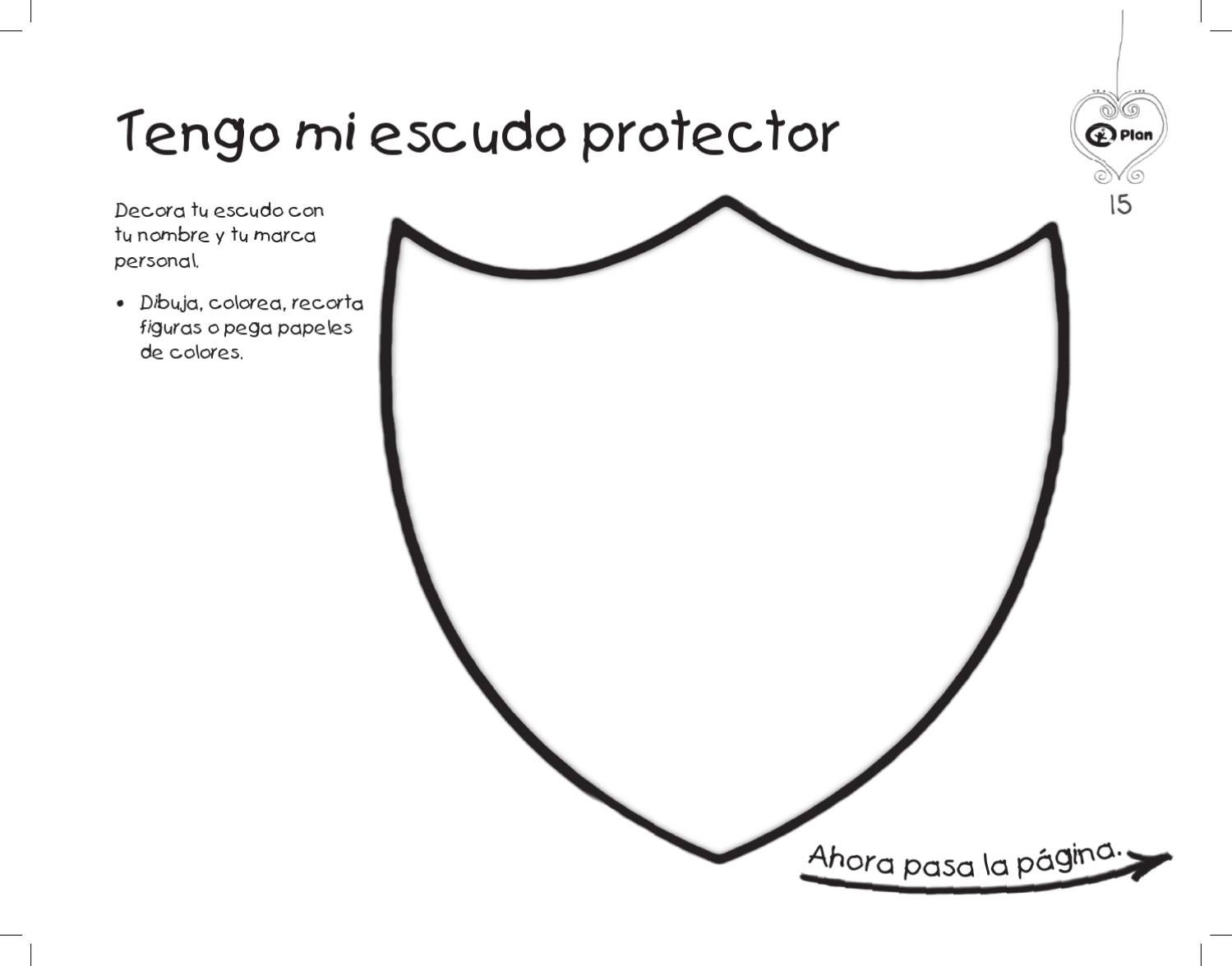 Libro para colorear by Fundación Plan - issuu