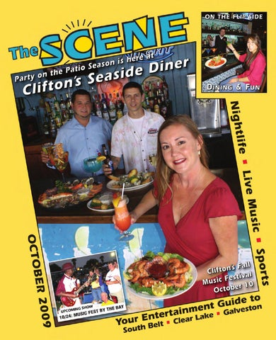 the scene magazine october 2009 back to front by the scene