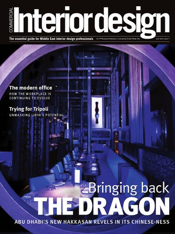 commercial interior design july 2010 by itp business publishing issuu
